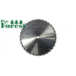 Kovapalaterä 500mm-30 mm klapisirkkeliin