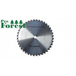 Kovapalaterä 700mm-30 mm klapisirkkeliin