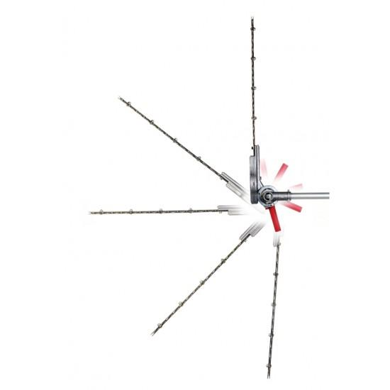 Efco DS2410HL kaislan- ja pensaiden niittokone